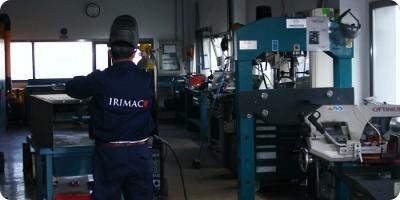 Taller de IRIMAC